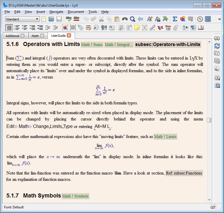 Windows 7 LyX 2.0.6 full
